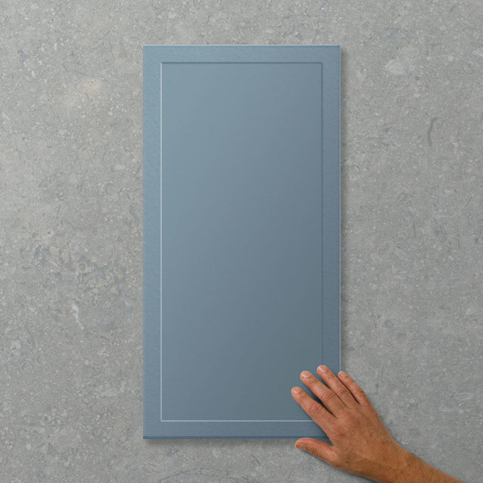Picture of Adorn Whitehall French Blue (Satin) 600x300 (Rectified)