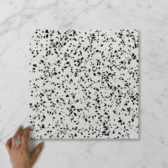 Picture of Terra Mondo Black and White (Matt) 400x400 (Rectified)
