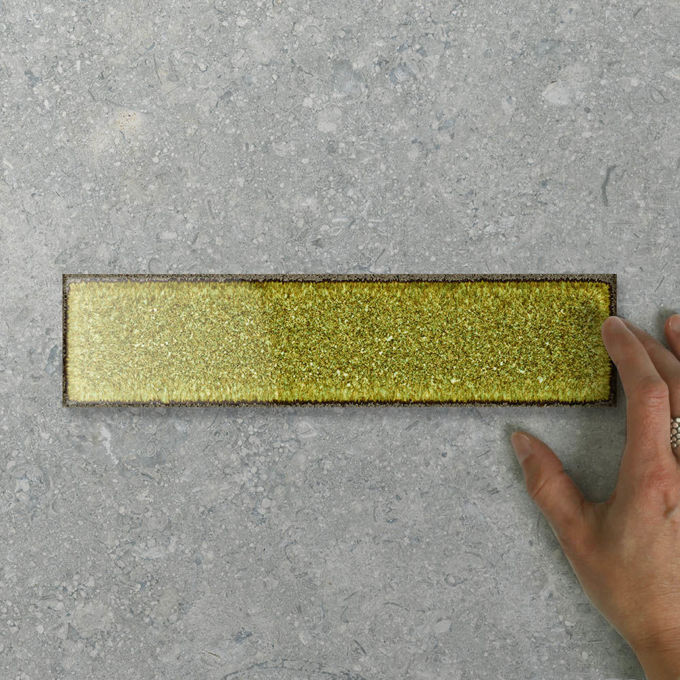 Picture of Silvia Brick Moss (Gloss) 300x75 (Rectified)