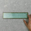 Picture of Silvia Brick Seagrass (Gloss) 300x75 (Rectified)