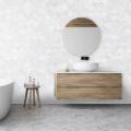 Picture of Marmo Fan (150x133) Carrara (Honed) 150x133 (Rectified)