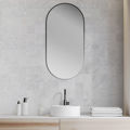 Picture of Marmo Square Carrara (Satin) 100x100 (Rectified)