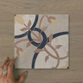 Picture of Antica Lush Navy Clay (Matt) 200x200 (Rectified)