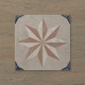 Picture of Antica Marina navy terra clay (Matt) 200x200 (Rectified)