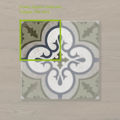 Picture of Antica Odette Panama Olive (Matt) 200x200 (Rectified)