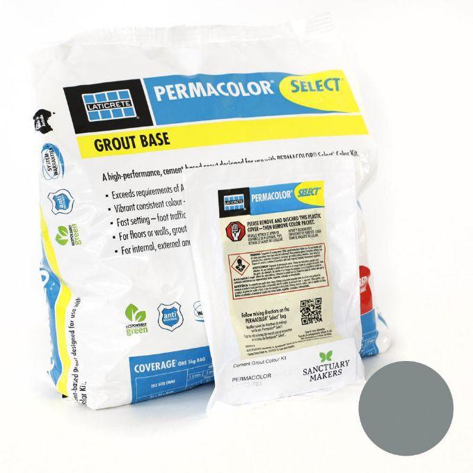 Picture of PERMACOLOR SELECT 5KG Hailstorm Colour Grout Kit