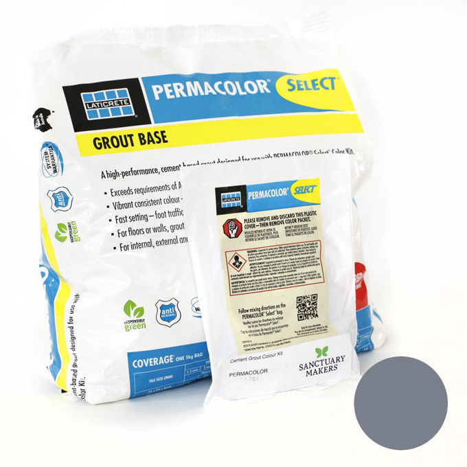 Picture of PERMACOLOR SELECT 5KG Lakeshore Colour Grout Kit