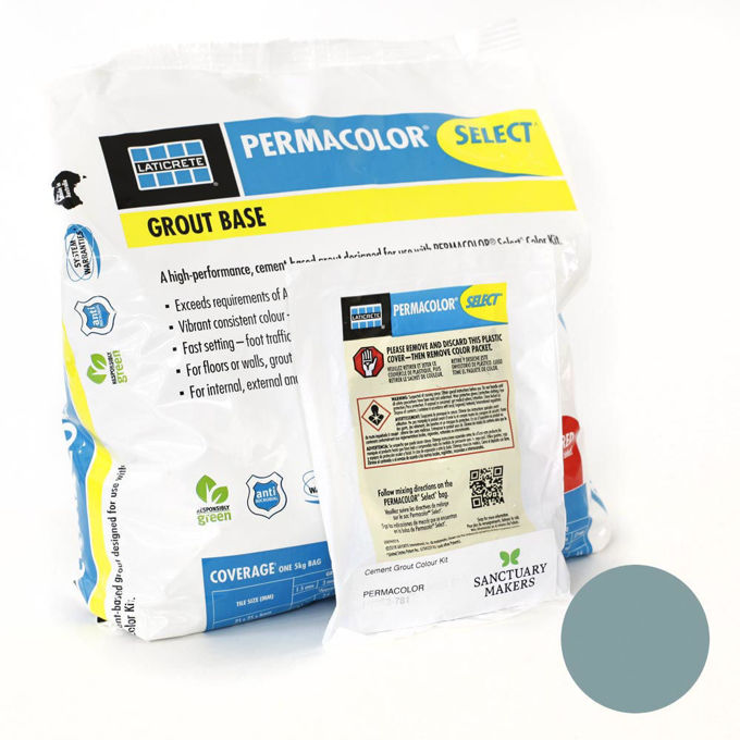 Picture of PERMACOLOR SELECT 5KG Ming Colour Grout Kit
