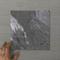 Picture of Pietra Ravine Wrought iron (Matt) 200x200 (Rectified)