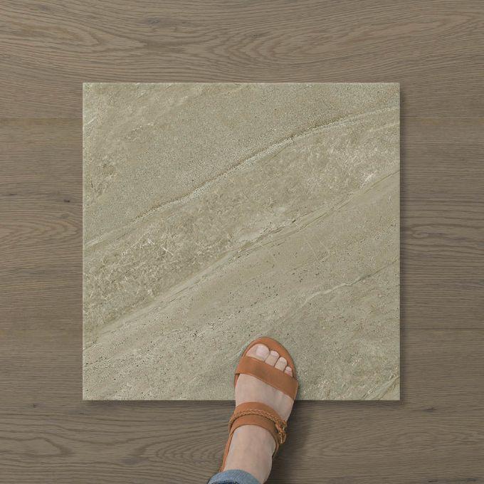 Picture of Pietra Tanamai Khaki (Matt) 450x450 (Rounded)
