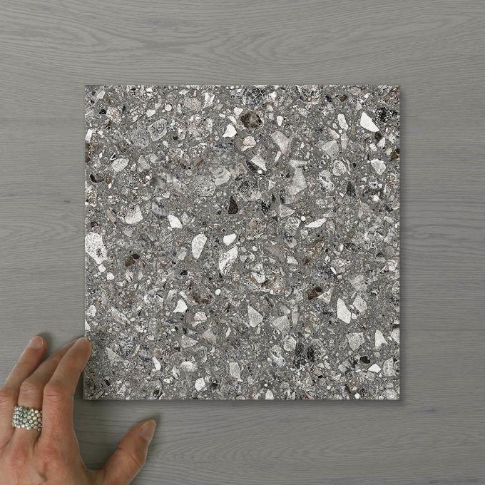 Picture of Terra Lusso Carbon (Matt) 200x200 (Rectified)