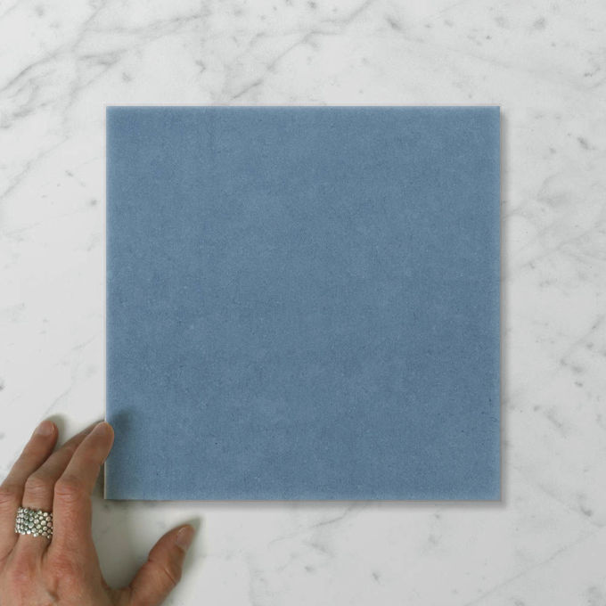 Picture of Antica Casa French Blue (Matt) 200x200 (Rectified)