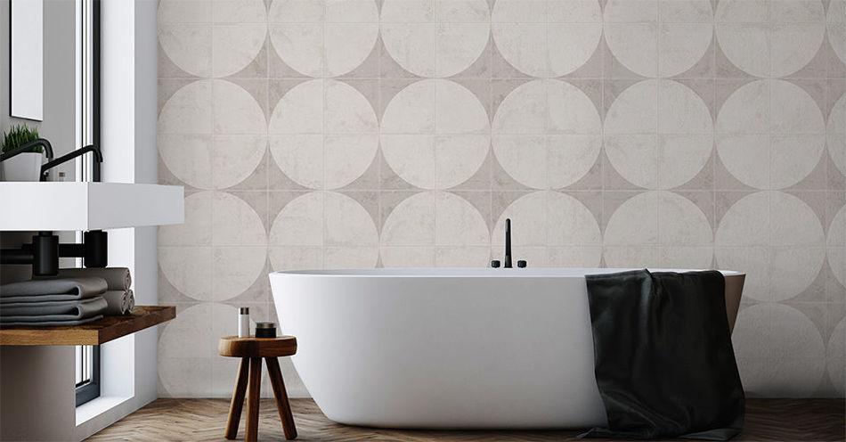 Bath In Style: The Bathroom Tile Trends of 2021
