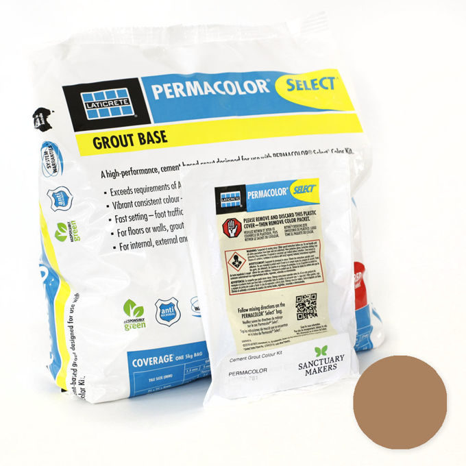 Picture of PERMACOLOR SELECT 5KG Terra Cotta Grout Kit