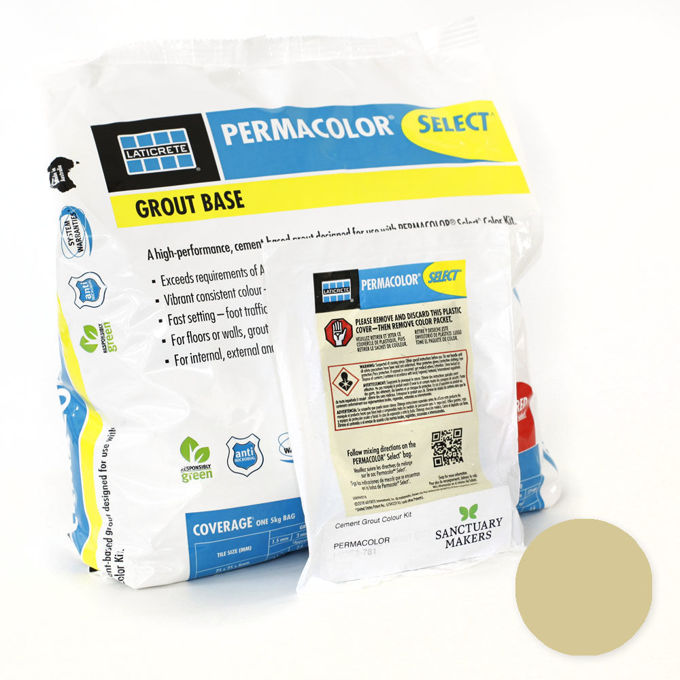 Picture of PERMACOLOR SELECT 5KG Kashmir Grout Kit