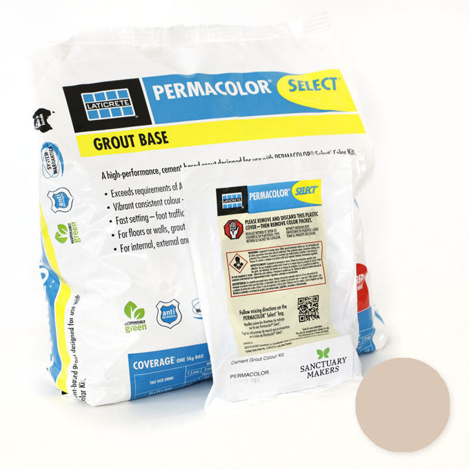 Picture of PERMACOLOR SELECT 5KG River Rock Grout Kit
